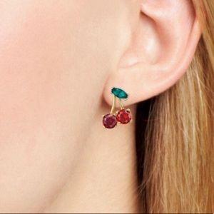🛍Brand new Cherry Kate Spade Earrings